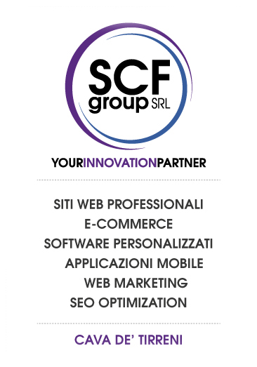 S.C.F. Group - agenzia web, e-commerce e gestionali.