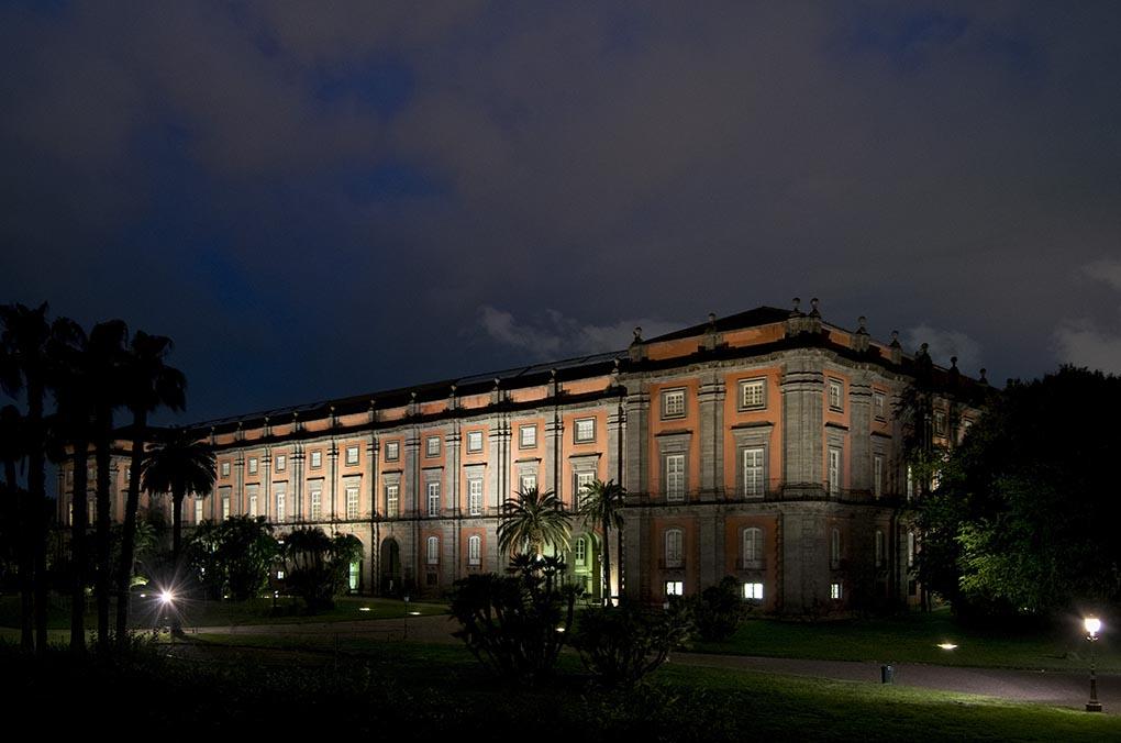Napoli Notte Di San Lorenzo A Capodimonte Ulisse Online