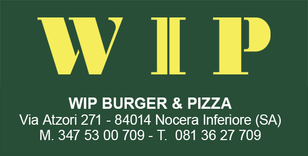 WIP - Burger & Pizza